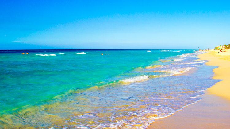 Cruising-to-Cuba-Varadero-Beach