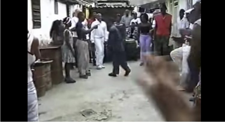 La Colombia Rumba Dance