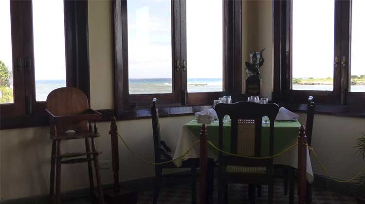 La Terraza de Cojimar Hemingway's Table