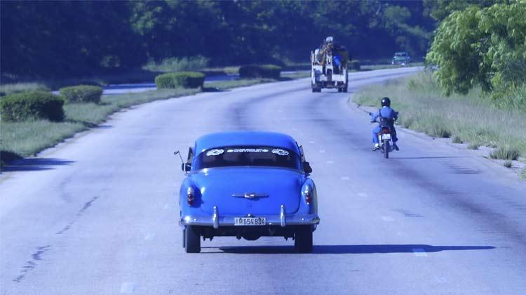 Autopista A4 Cuba