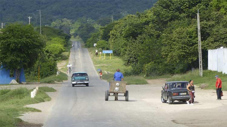 Backroads of Santiago de Cuba Cruise to Cuba
