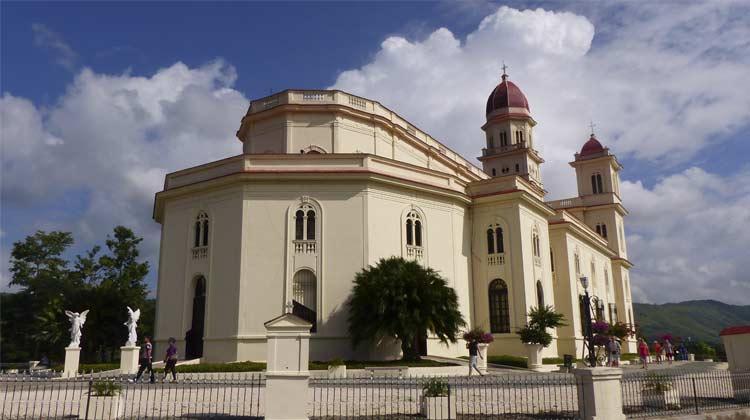 Basilica of Nuestra Senora Caridad del Cobre