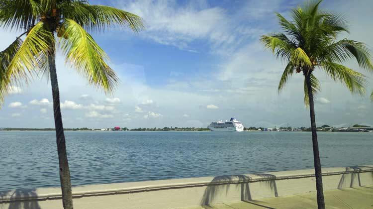 Cienfuegos Cruise Dock Cruising to Cuba