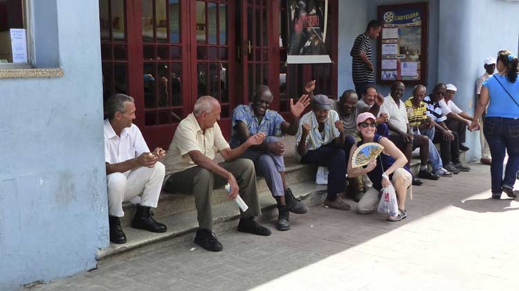Cine Cuba Santiago de Cuba Cruise Excursion