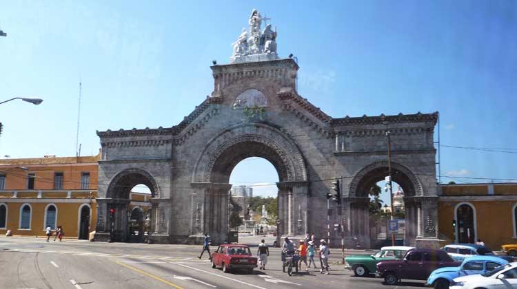 Colon Cemetary Havana Cuba Cruise Excursion