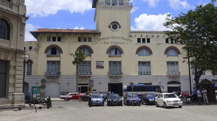 Cruise Terminal Havana Cuba