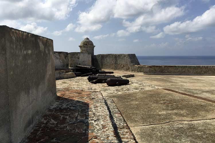 El Morro Castle Santiago de Cuba Excursion