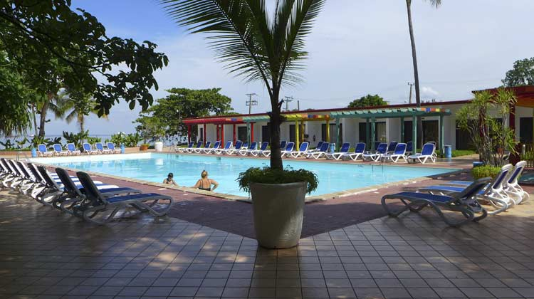 Hotel Jagua Pool Cuba Cruise Excursion