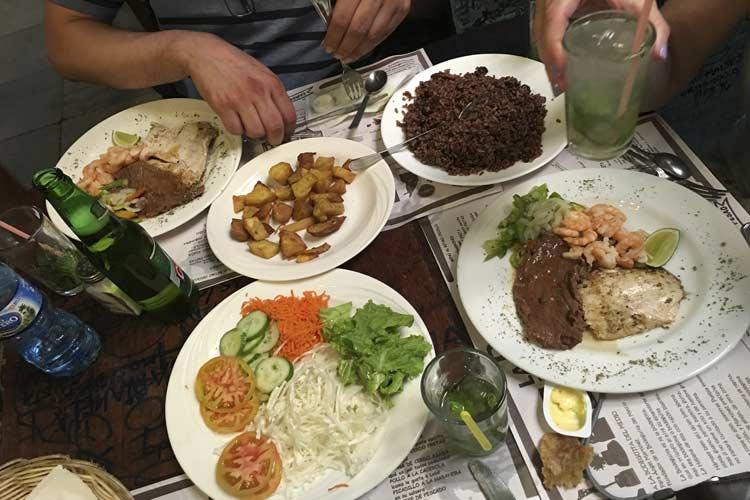 La Bodeguita del Medio Lunch Havana Excursion