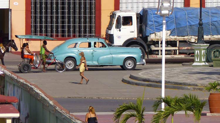 Port of Santiago de Cuba Cruise Excursion