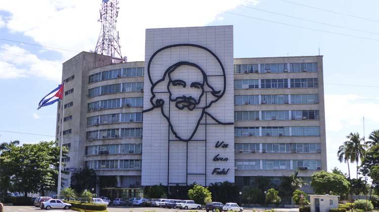 Revolution Square Fidel Havana Excursion