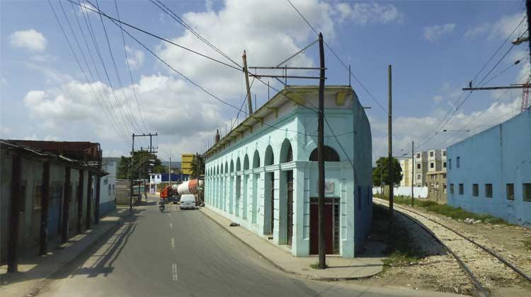 Santiago de Cuba Architecture Cruising to Cuba