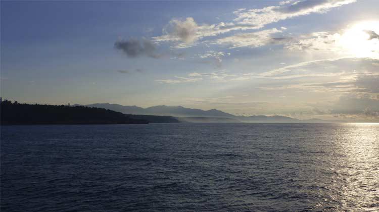 Santiago de Cuba Bay Cruising to Cuba Excursion