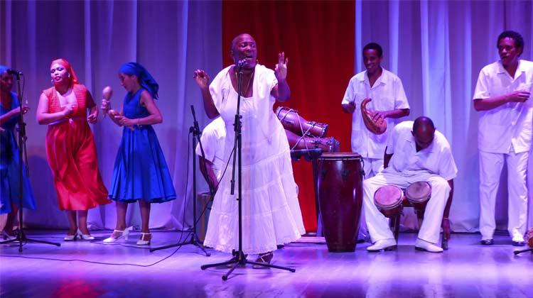 Santiago de Cuba Musical Presentation