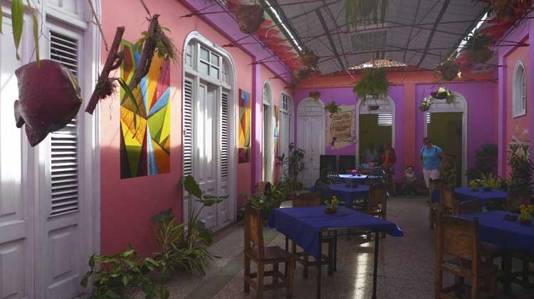 Santiago de Cuba Restaurant Cuba Cruise
