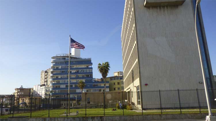US Embassy Havana Cuba Cruise Excursion