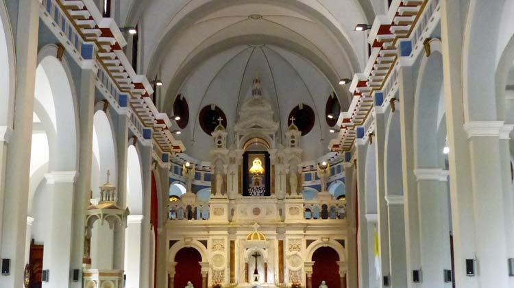 Virgen de la Caridad del Cobre Cuba