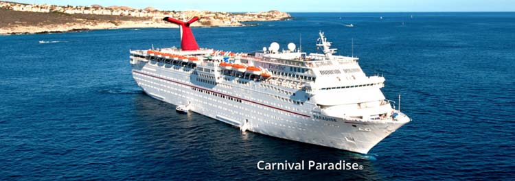 Carnival Cruises to Cuba Carnival Paradise