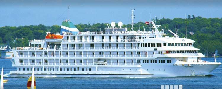 Pearl Mist Cruises to Cuba