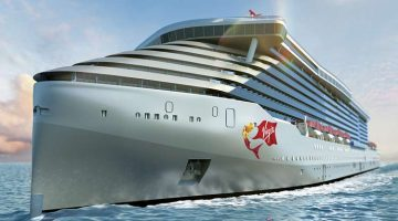 Virgin Voyages Scarlet Lady Cruises to Cuba