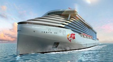 Virgin Voyages Scarlet Lady Cruising to Cuba